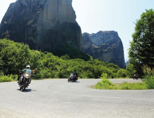 Viaggio in Moto in Grecia