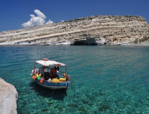 Viaggio in moto Creta