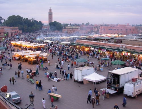 Viaggio in moto Marocco Ottobre