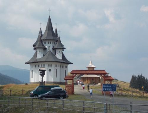 Viaggio in Moto in Romania
