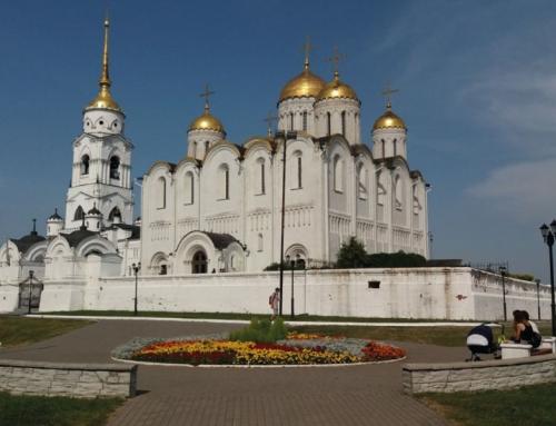 Viaggio in Moto in Russia