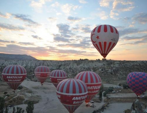 Viaggio in moto in Turchia
