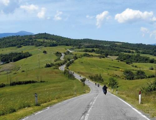 L'importanza del week end, l'ancora di salvezza di ogni motociclista.