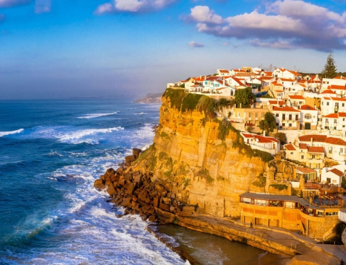 Viaggio in moto in Portogallo