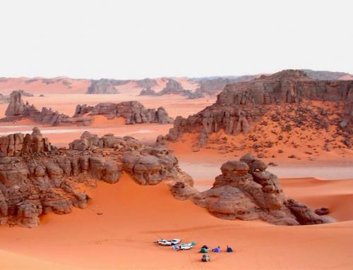 Viaggio in moto in Algeria: cosa fare e cosa vedere