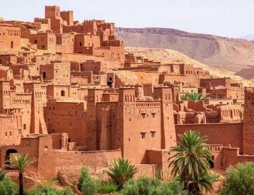 Viaggio in moto in Marocco Marzo 2020