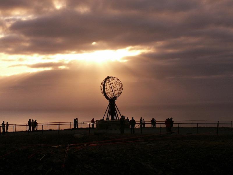 capo-nord-tramonto
