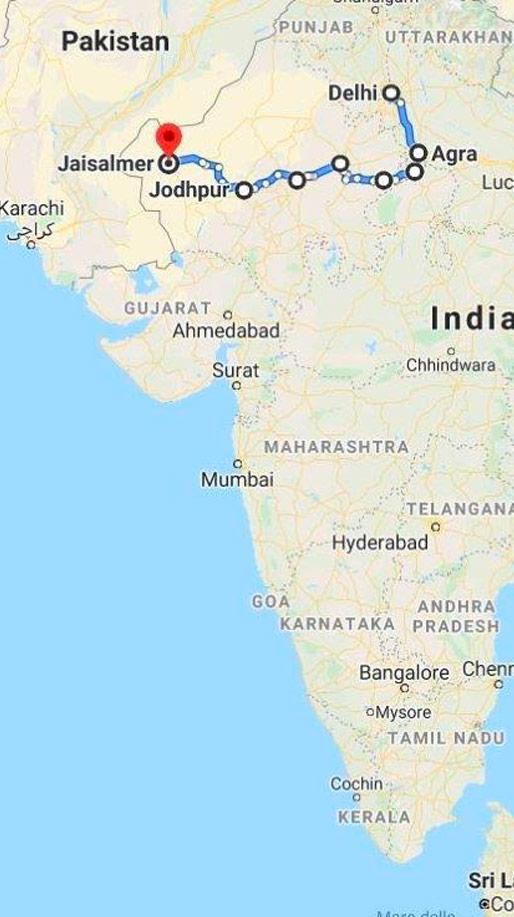 motorizzonti_viaggio-in-india-itinerario